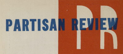 Complete archive of Partisan Review now online
