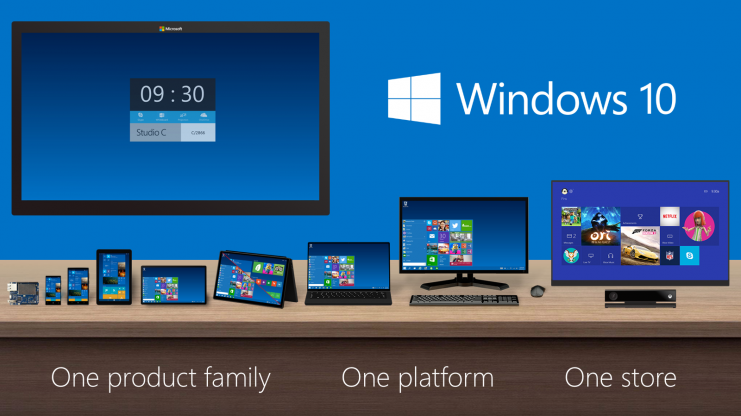 Friday Video: Windows 10 Technical Preview