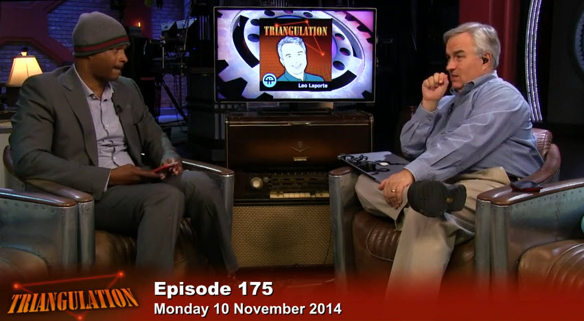 Friday Video: Leo Laporte talks with Damon Wayans