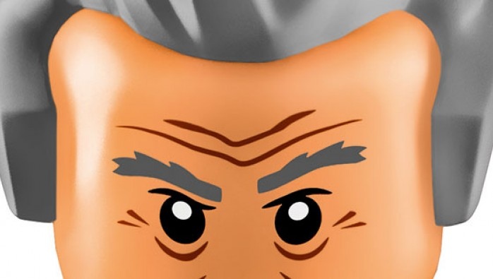 Official Doctor Who Lego in 2015