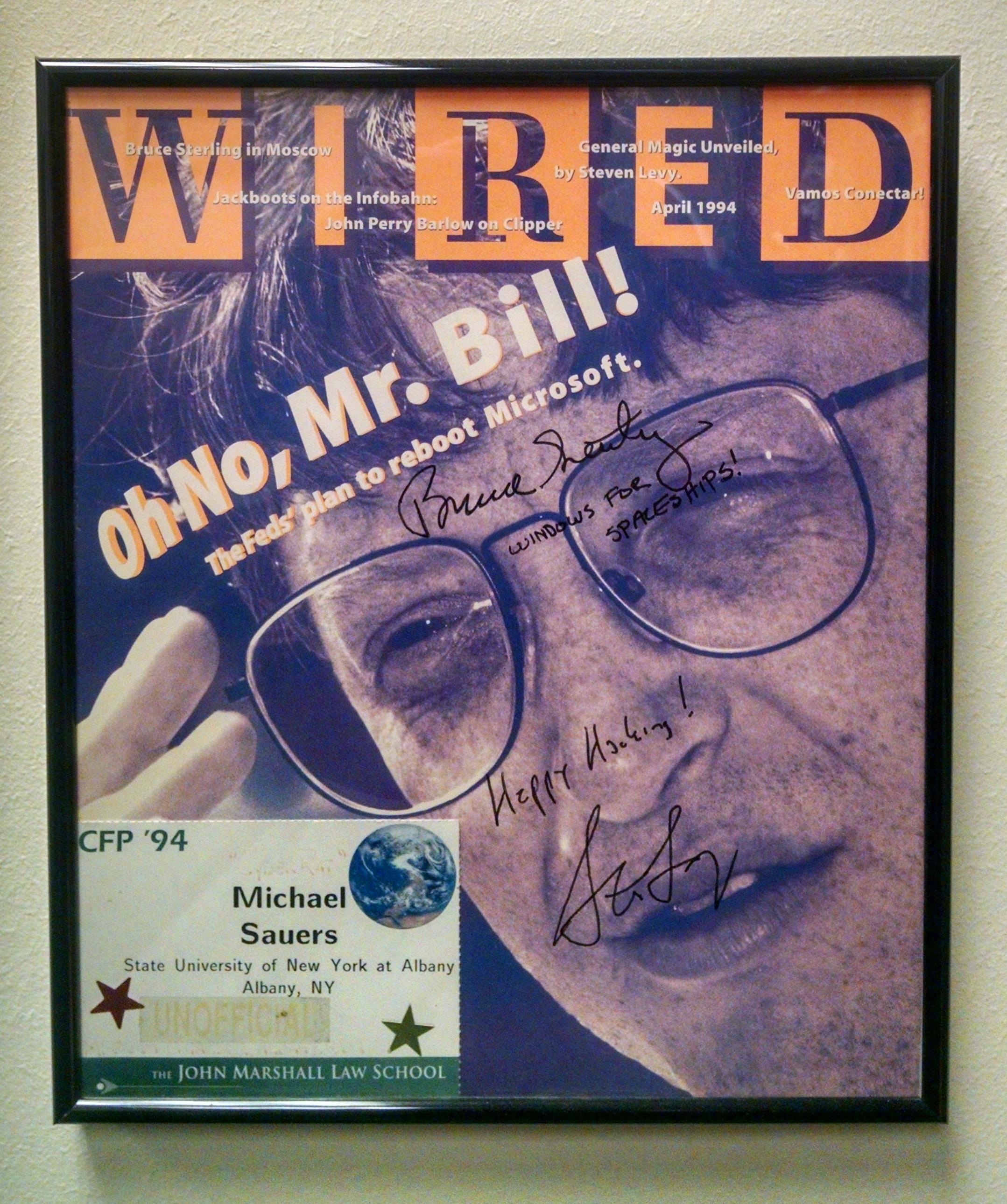 Throwback Thursday: April 1994