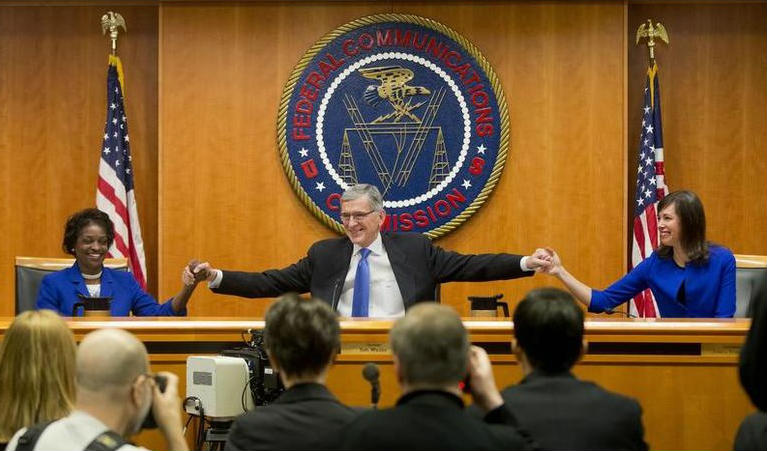 Friday Video: FCC Meeting on Municipal Broadband and Net Neutrality