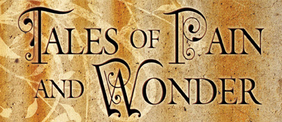 Friday Reads: Tales of Pain and Wonder by Caitlin R. Kiernan