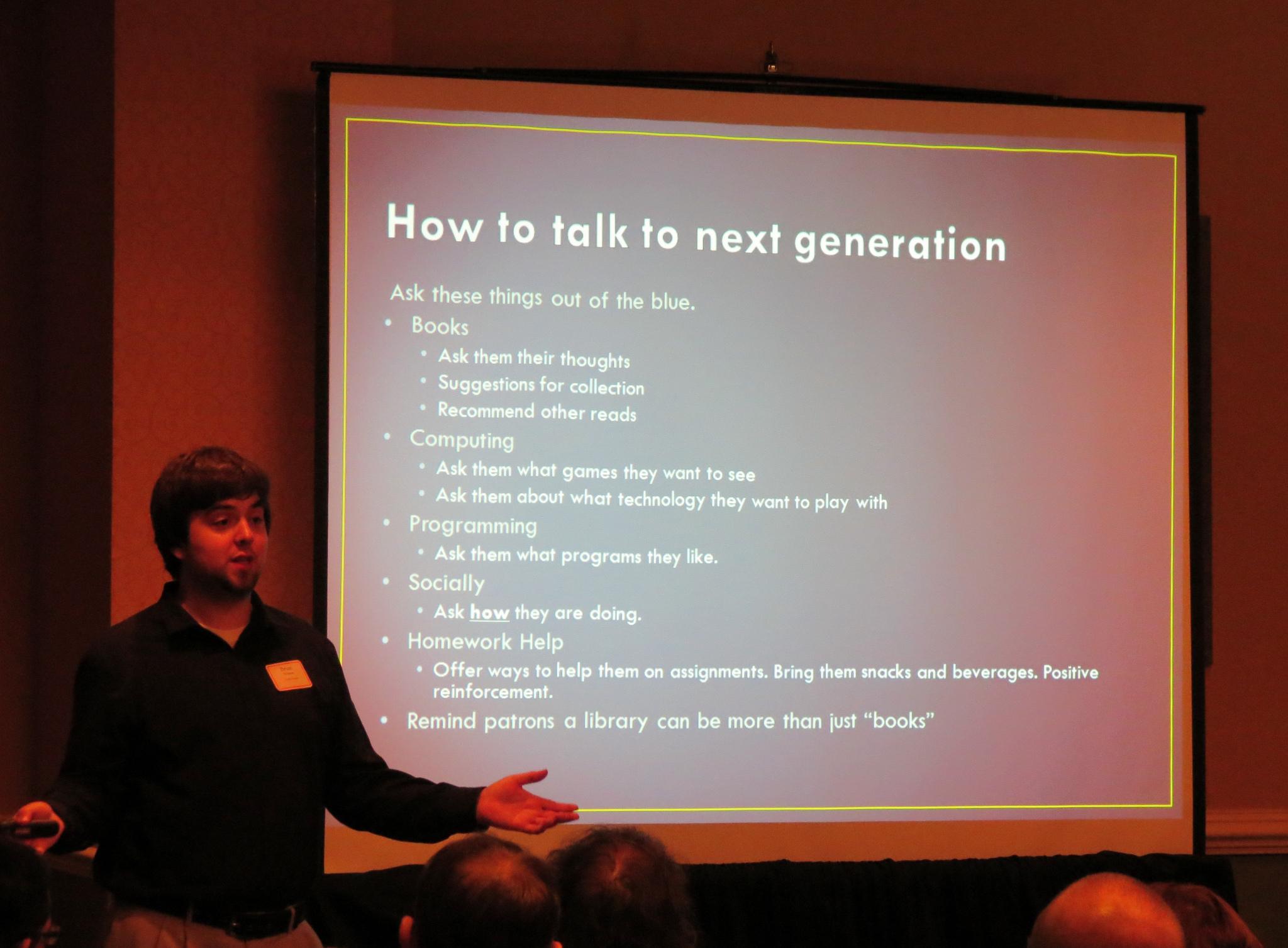 Throwback Thursday: NEFLIN Technology Conference 2013