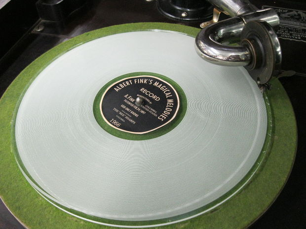 Make a Playable Laser-Cut Gramophone Record