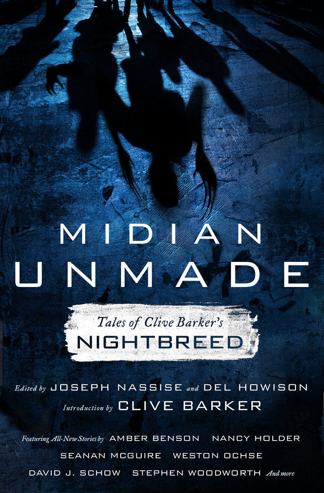 Friday Reads: Midian Unmade: Tales of Clive Barker's Nightbreed