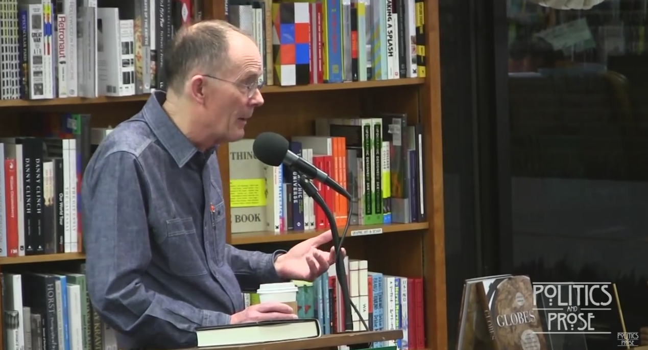 "Friday Video: William Gibson ""The Peripheral"""