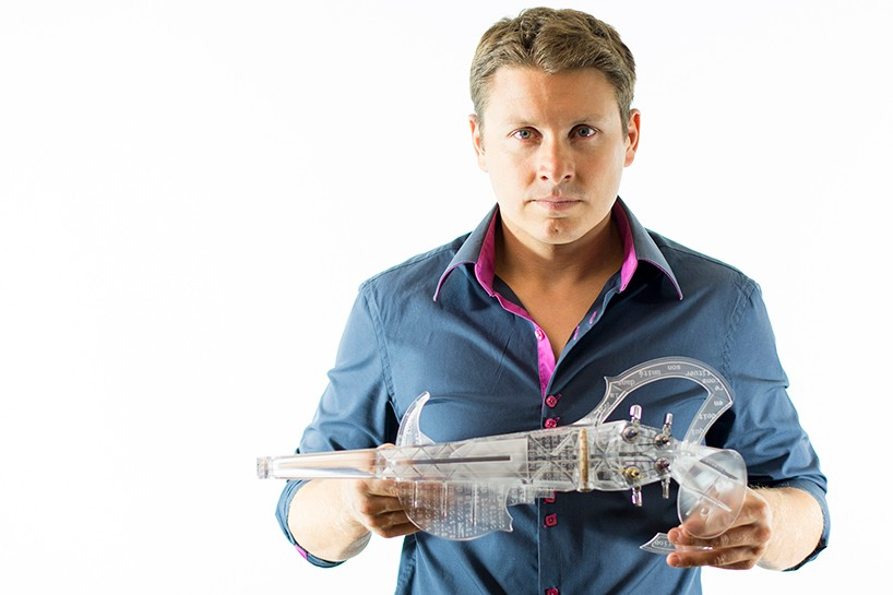Friday Video: The first 3D printed Violin – 3Dvarius
