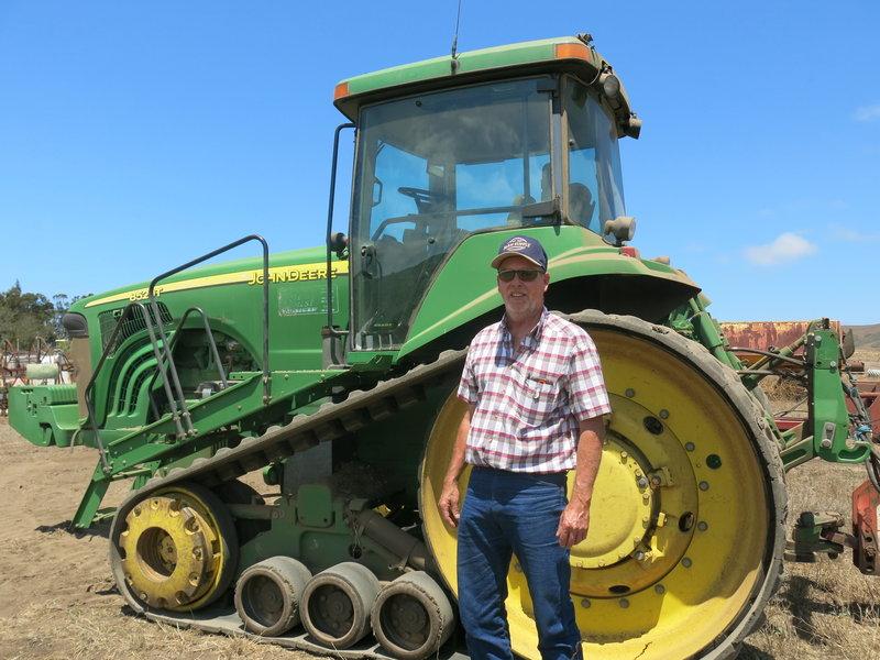 NPR: DIY Tractor Repair Runs Afoul Of Copyright Law