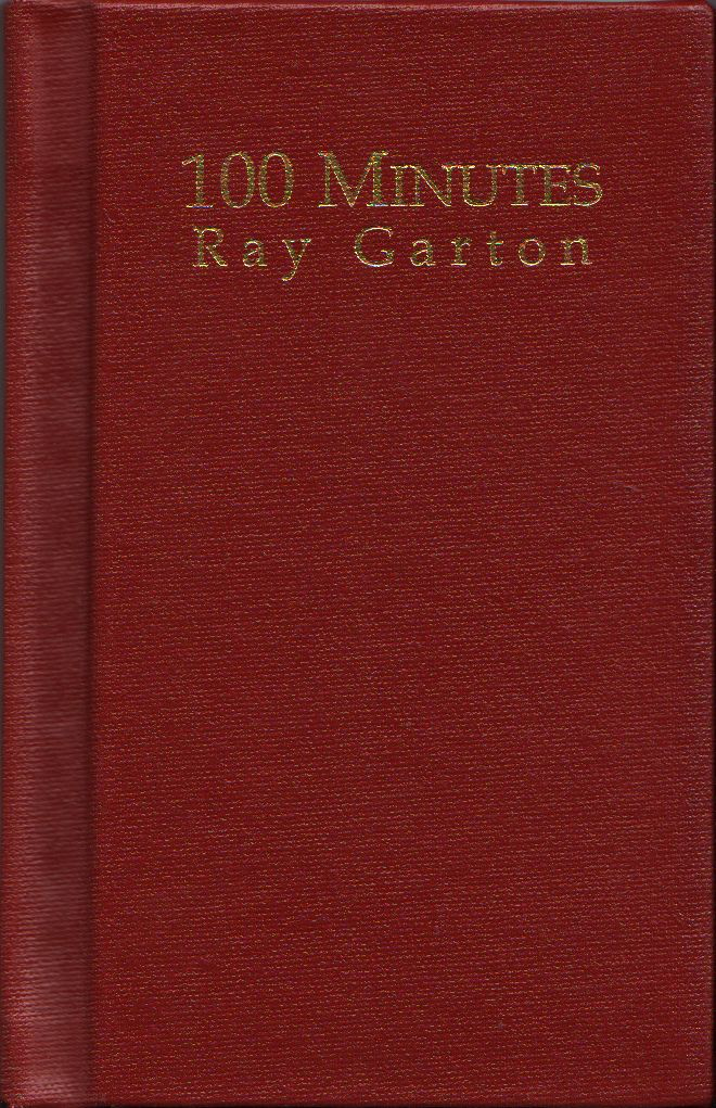 Friday Reads: 100 Minutes by Ray Garton