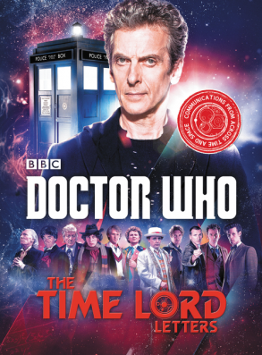 Friday Reads: Doctor Who: The Time Lord Letters