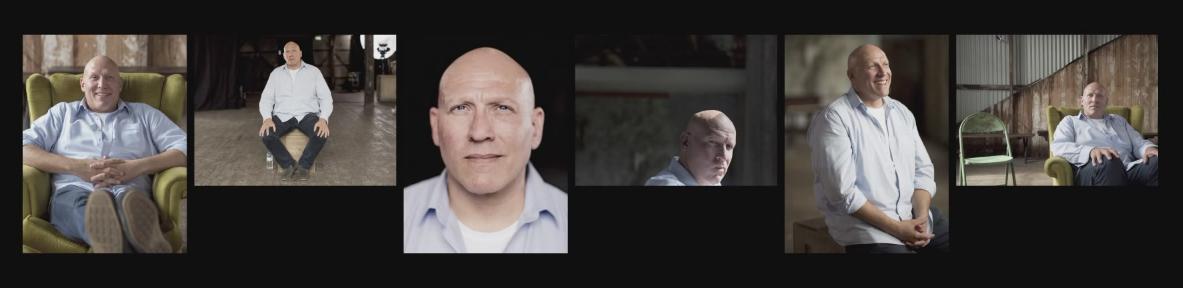 THE LAB: DECOY – A portrait session with a twist