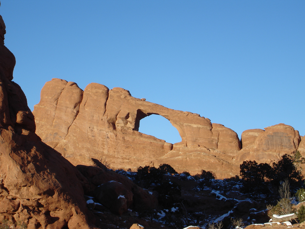 Throwback Thursday: Arches National Park