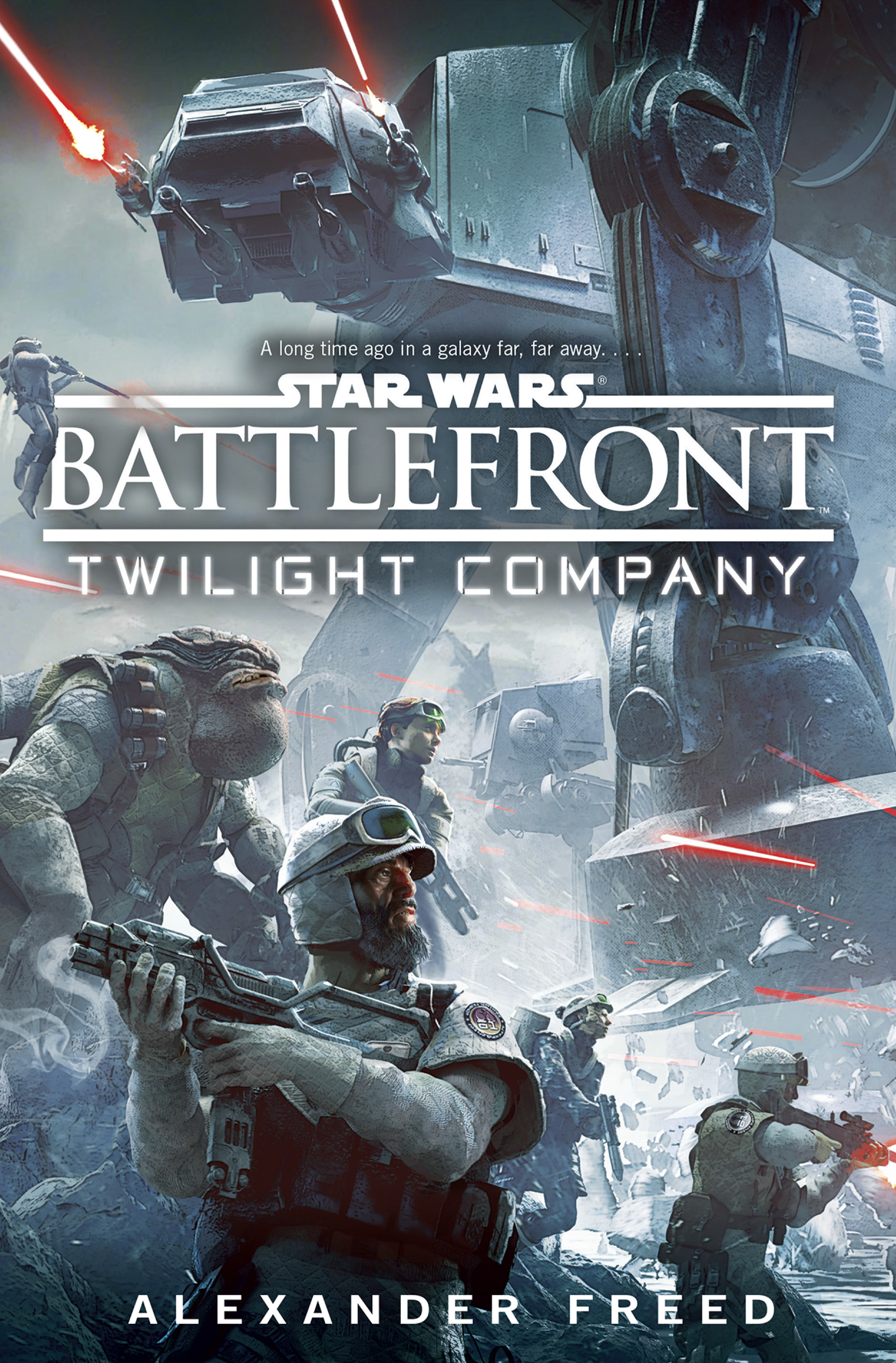 Friday Reads: Star Wars: Battlefront Twilight Company by Alexander Freed