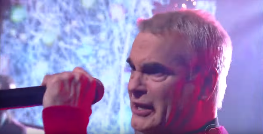 "Friday Video: Stephen & Henry Rollins Sing ""Carol Of The Bells"""