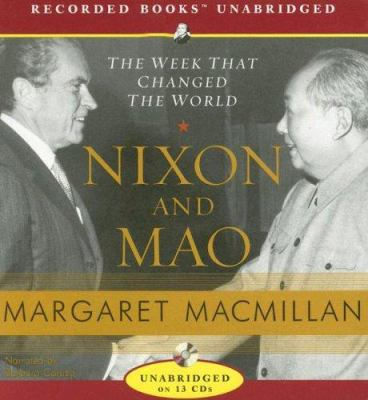 Friday Reads: Nixon and Mao: The Week That Changed the World