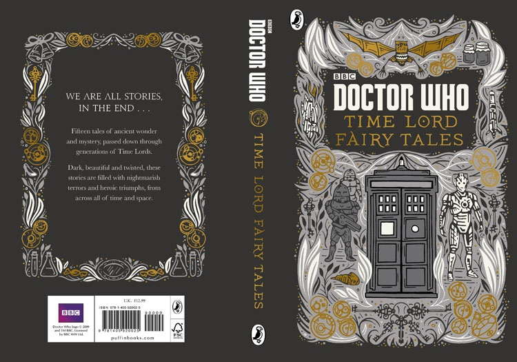 Friday Reads: Doctor Who Time Lord Fairy Tales