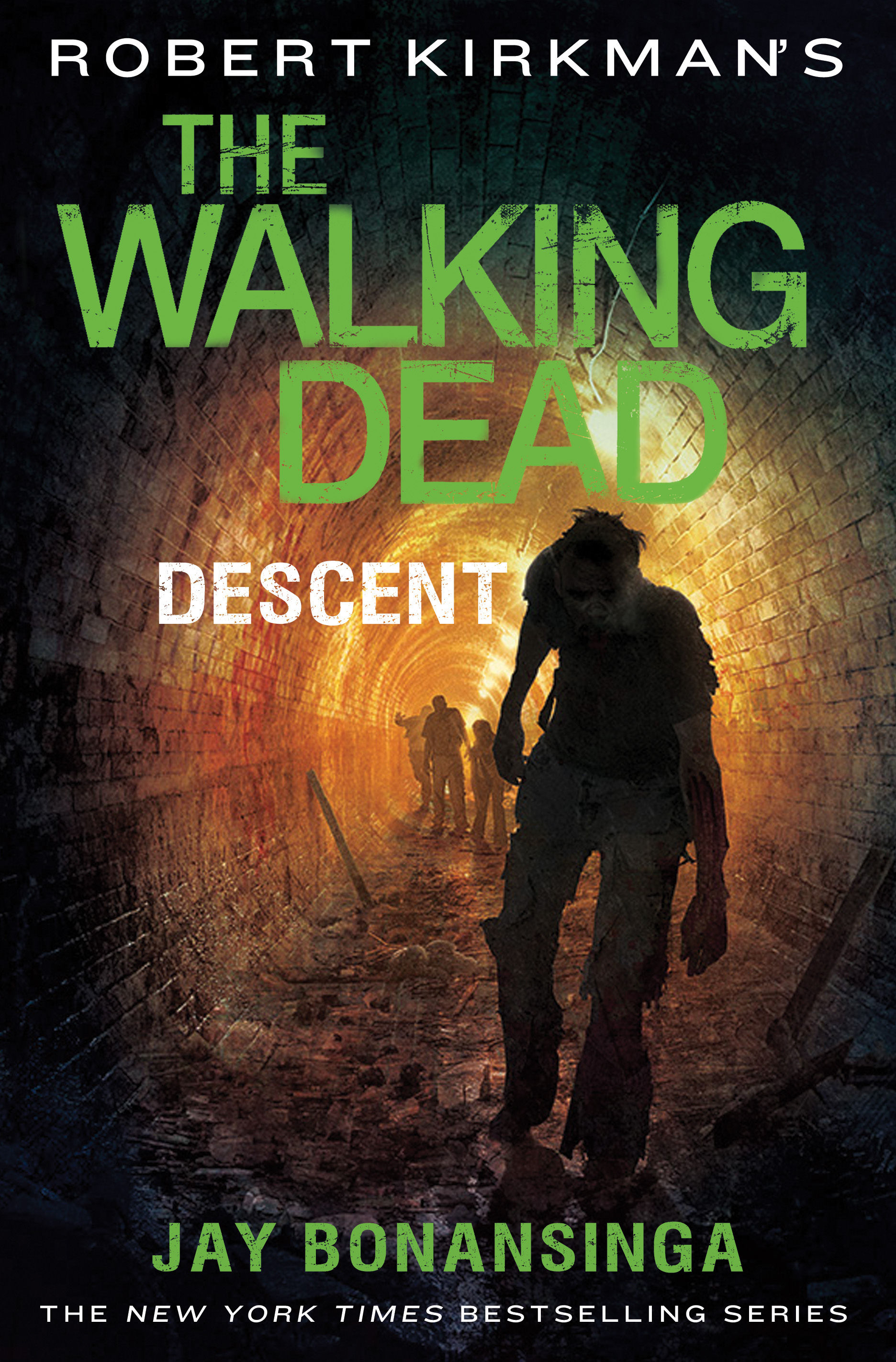 Friday Reads: The Walking Dead: Descent