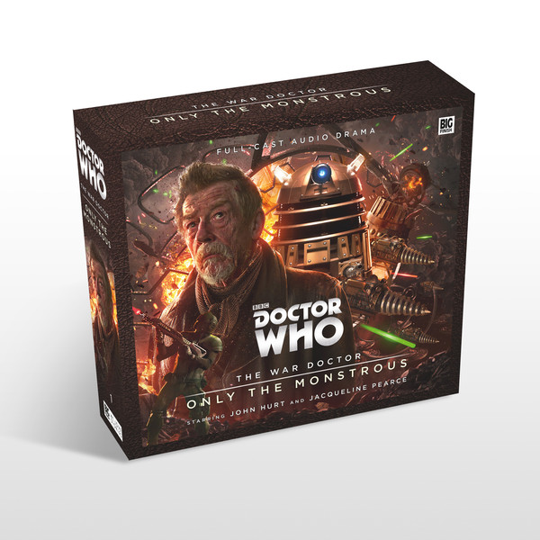 Friday Reads: The War Doctor, Volume 1
