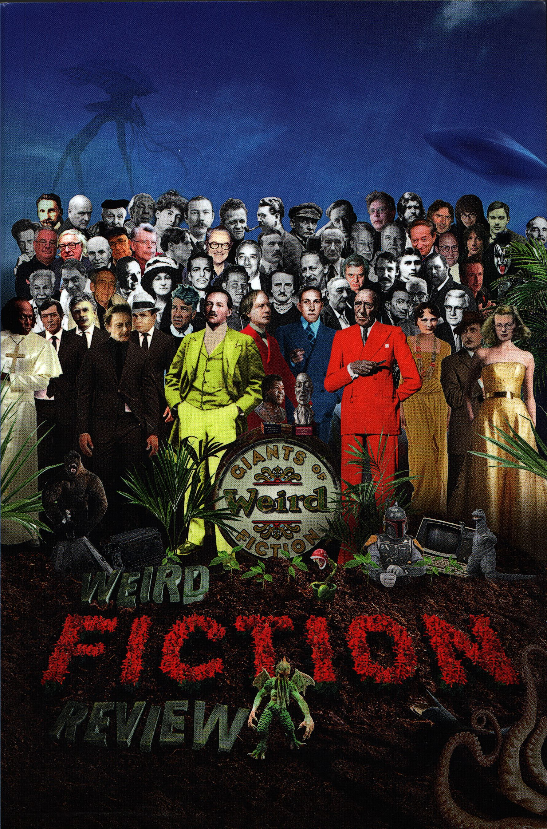 Friday Reads: Weird Fiction Review #6