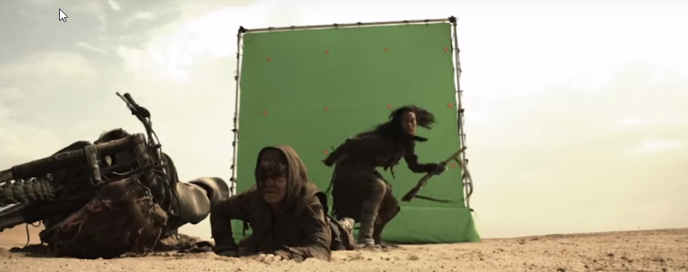 Friday Video: Mad Max Fury Road VFX Breakdown