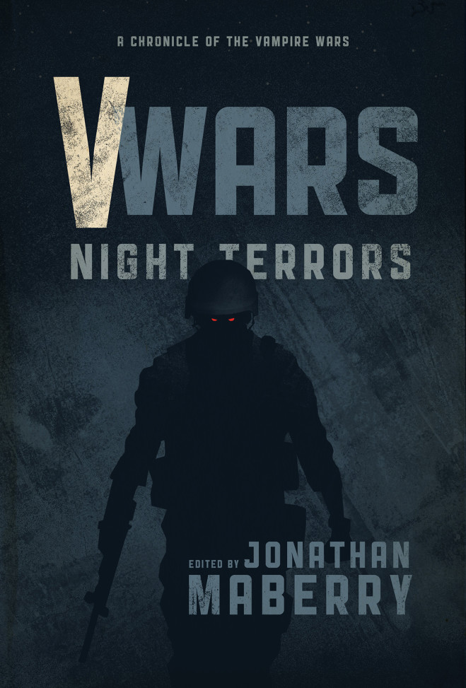 Friday Reads: V Wars: Night Terrors edited by Jonathan Maberry