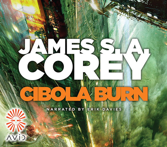Friday Reads: Cibola Burn by James S.A. Corey