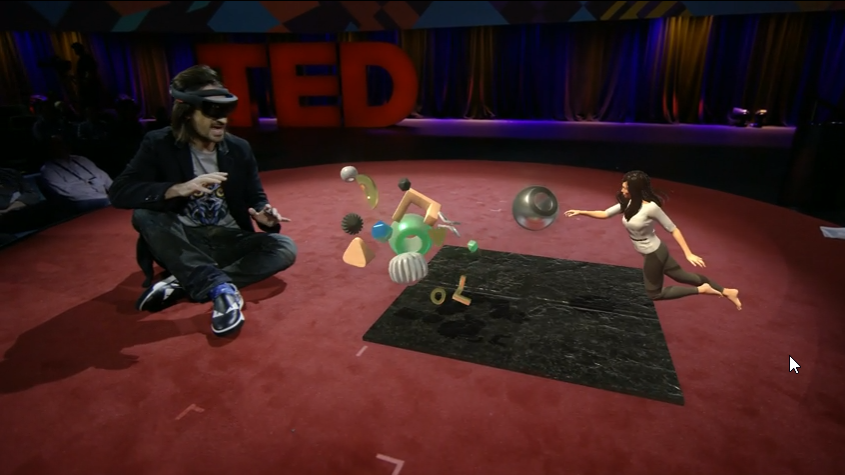 Friday Video: A Futuristic Vision of the Age of Holograms