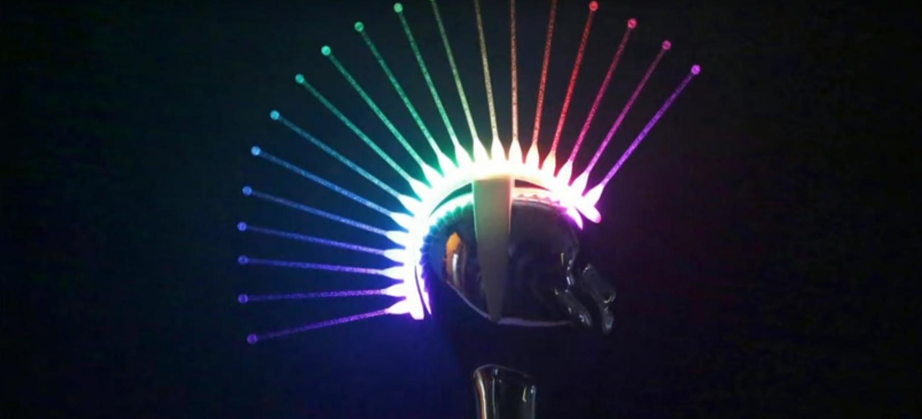 "Friday Video: H E I D I L E E: ""3D Print Fashion Maker"""