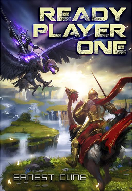 Friday Reads: Ready Player One by Ernest Cline
