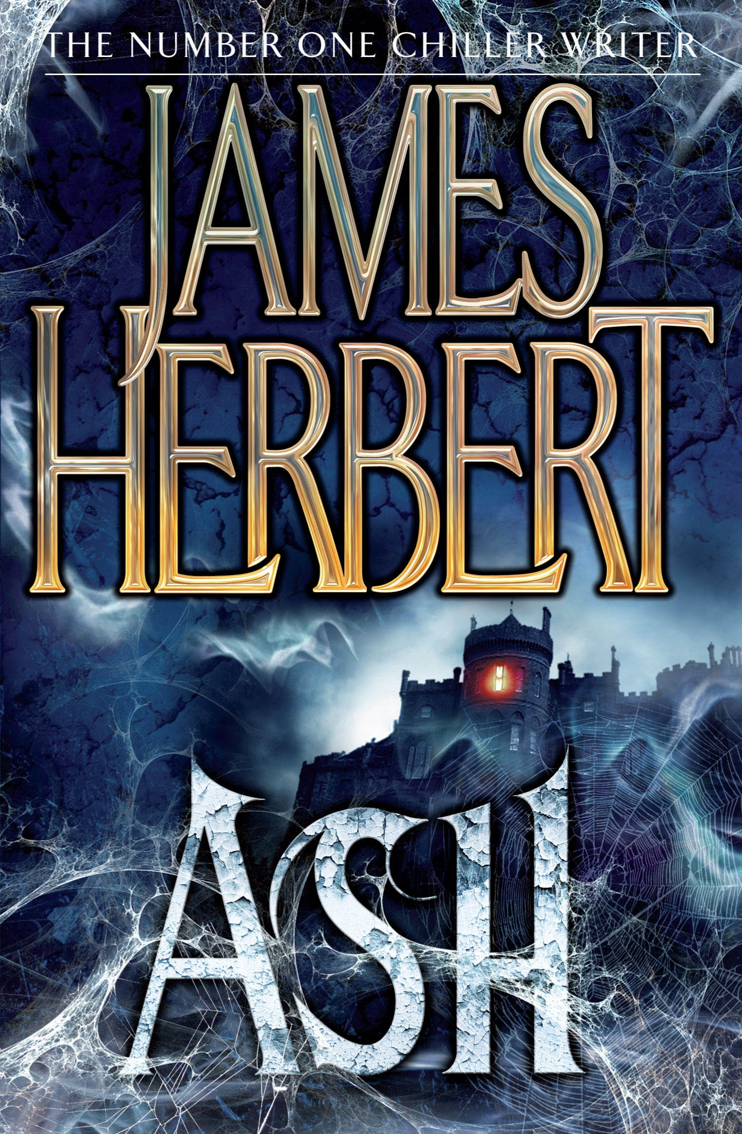 Friday Reads: Ash by James Herbert