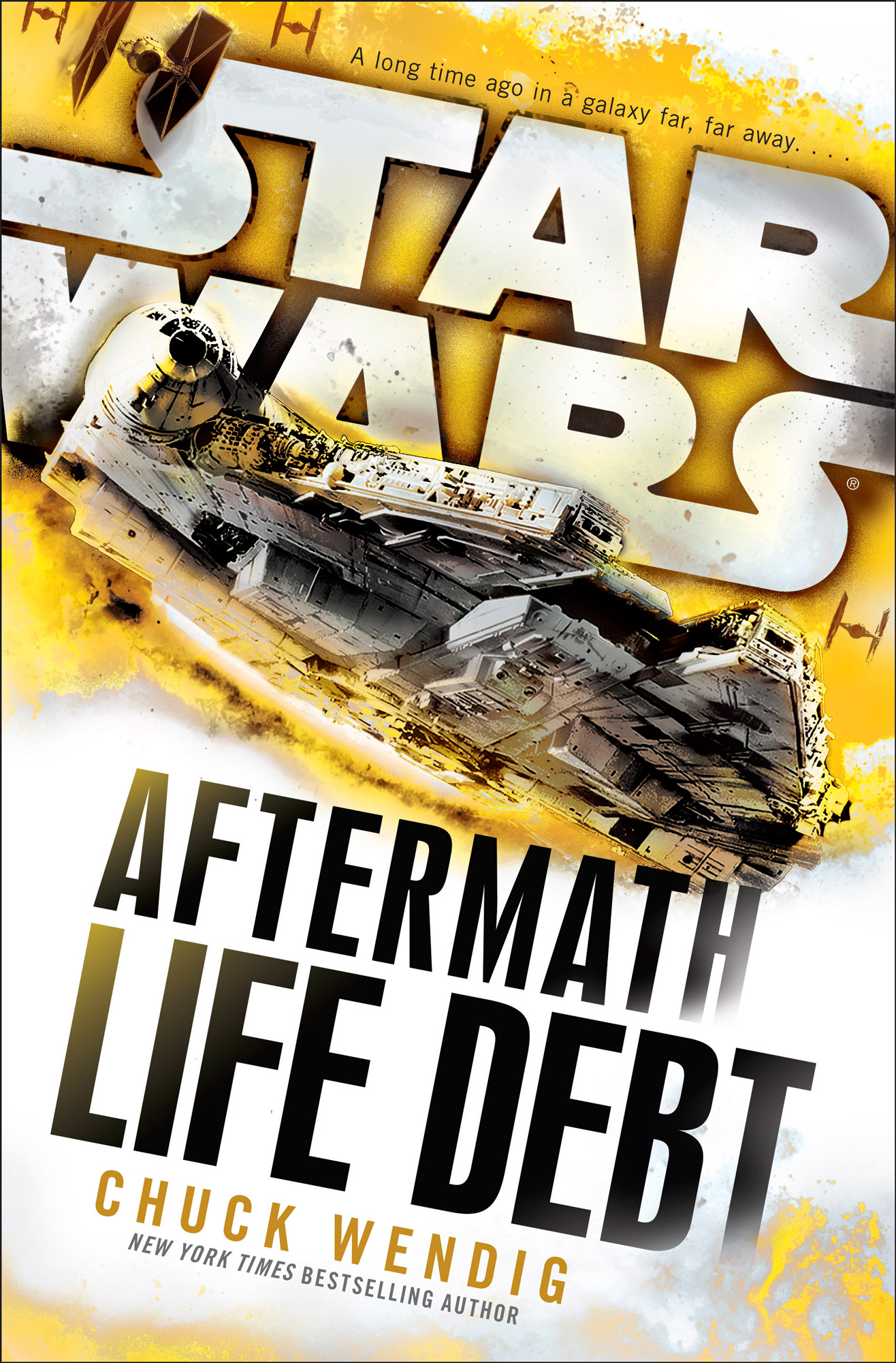 Friday Reads: Star Wars: Aftermath – Life Debt by ChuckWendig