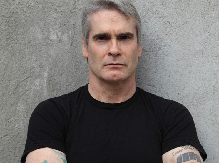 Henry Rollins: White America Couldn't Handle What Black America Deals With Every Day