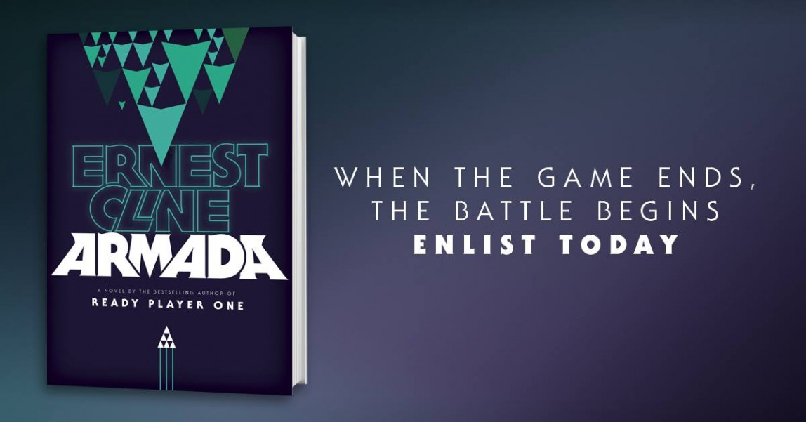 Friday Reads: Armada by Ernest Cline