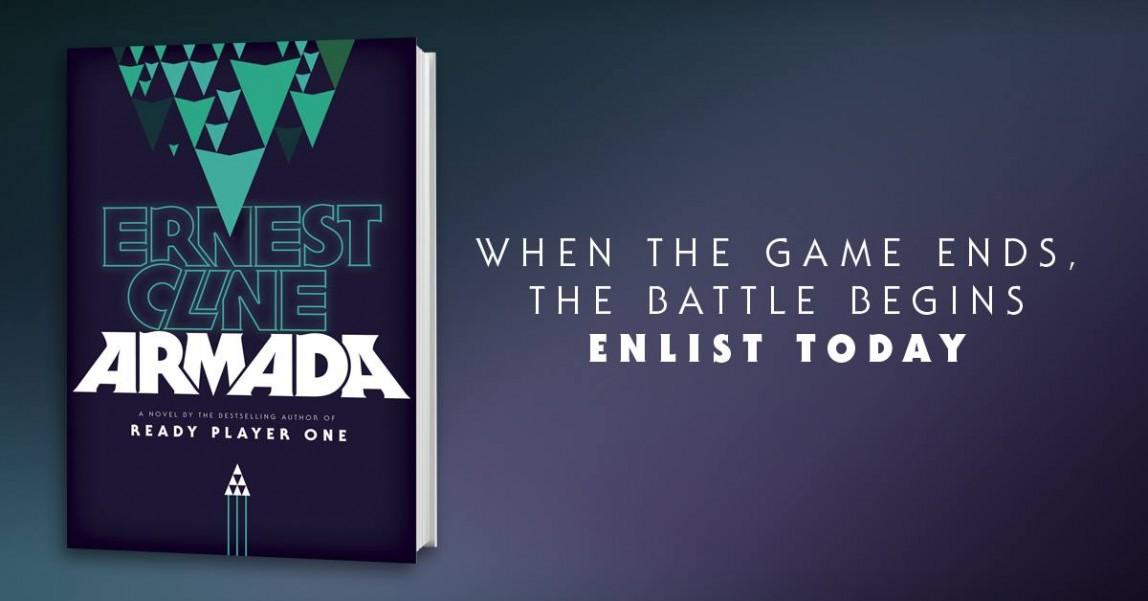 Friday Reads: Armada by ErnestCline