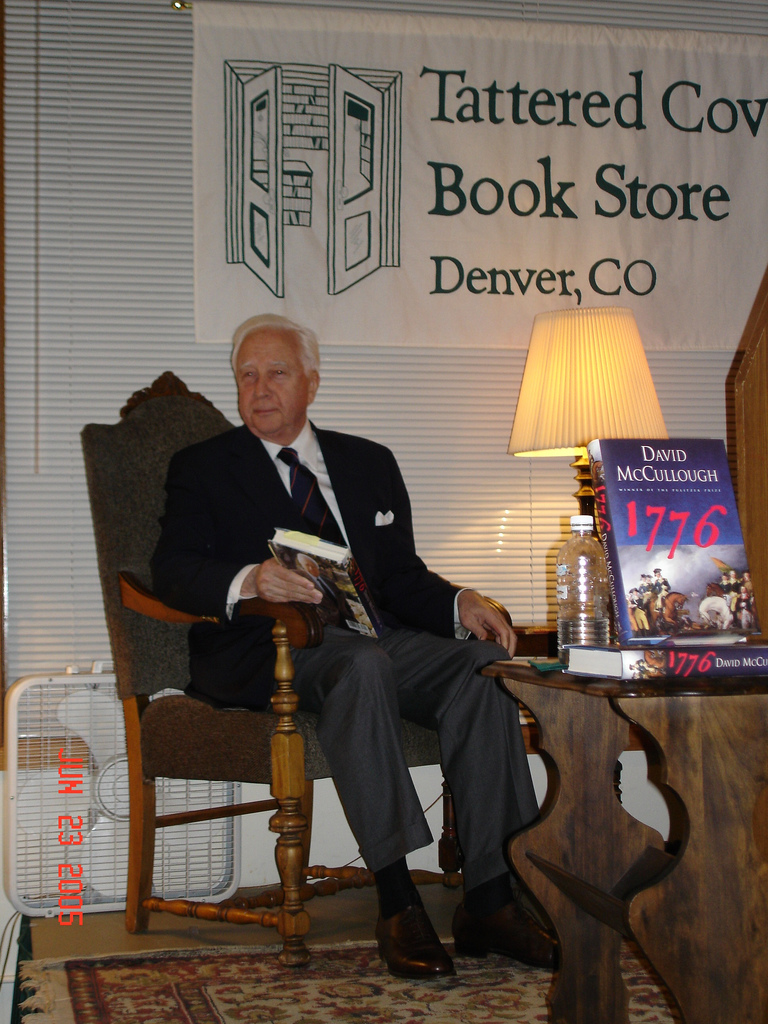 Throwback Thursday: David McCullough