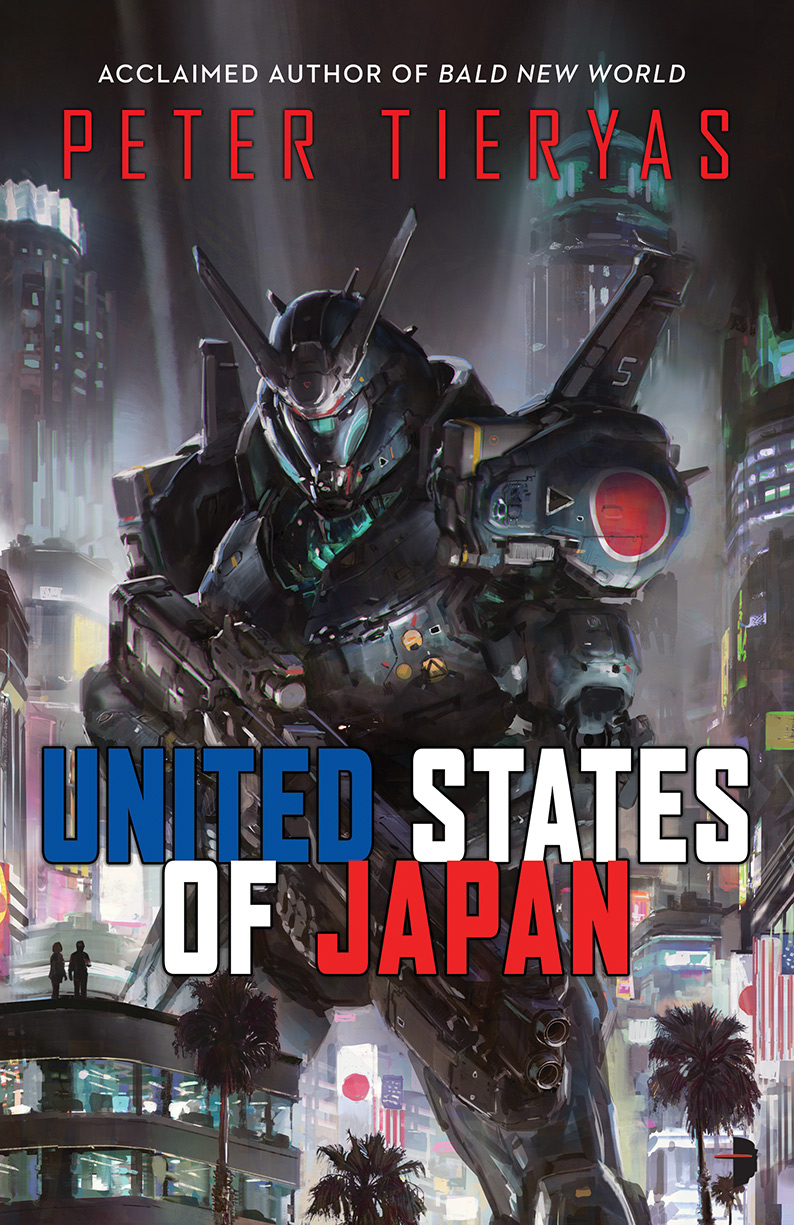 Friday Reads: The United States of Japan by Peter Teiryas