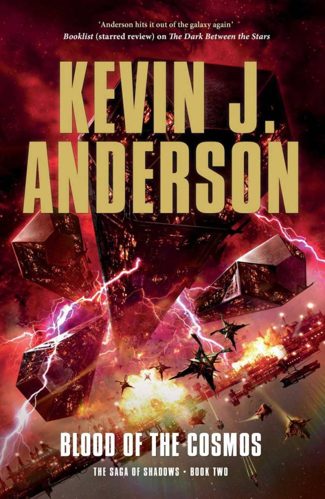 Friday Reads: Blood of the Cosmos by Kevin J. Anderson