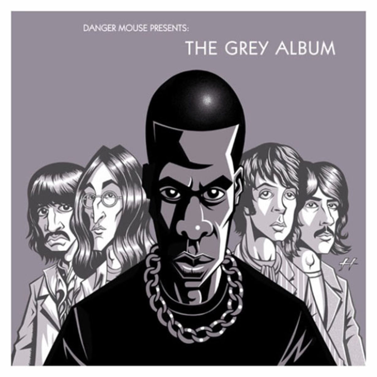 Mashup Mondy: Danger Mouse's Gray Album