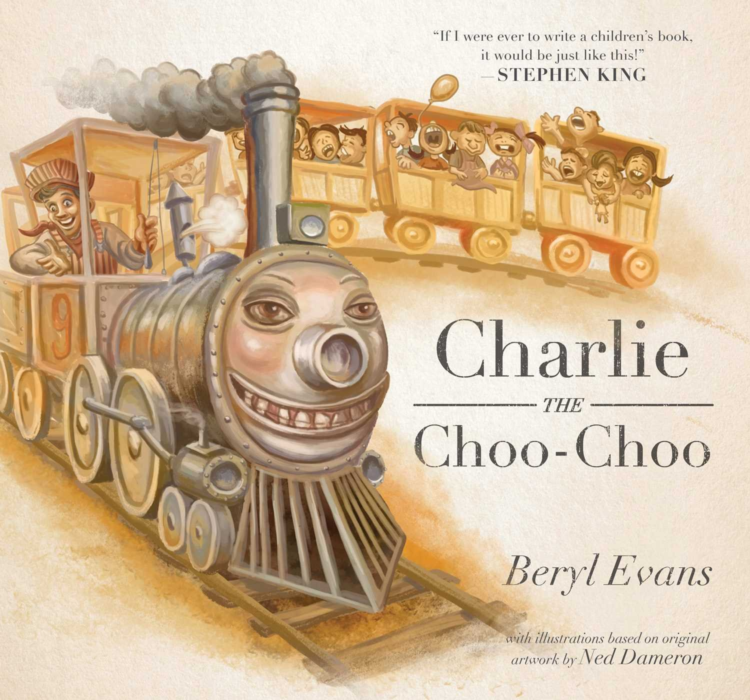 Friday Reads: Charlie the Choo-Choo