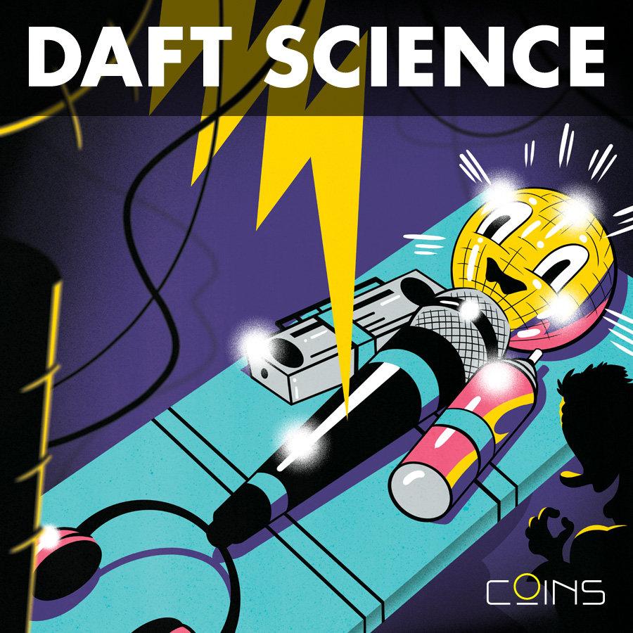 Mashup Monday: Daft Science