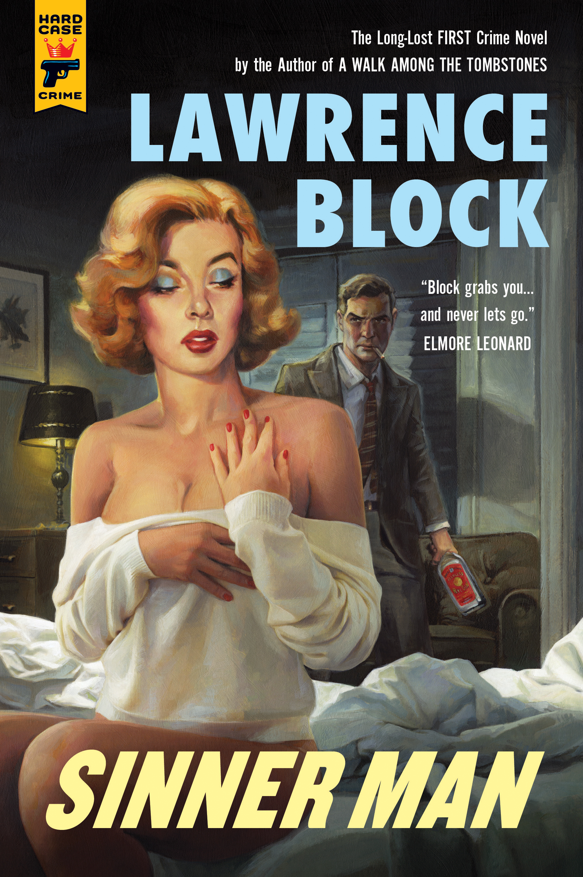 Friday Reads: Sinner Man by Lawrence Block