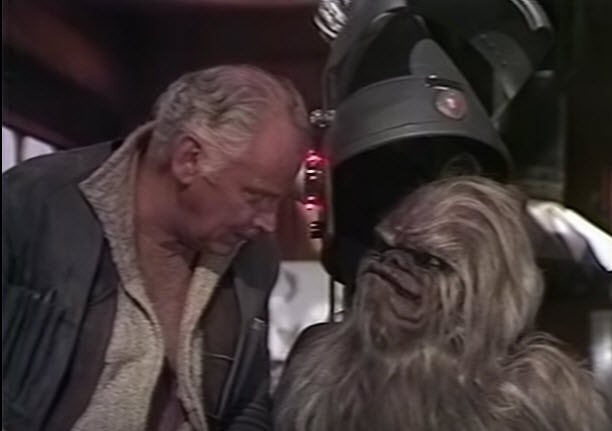 Friday Video: The Star Wars HolidaySpecial