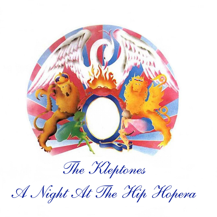Mashup Monday: A Night At The Hip-Hopera by The Kleptones