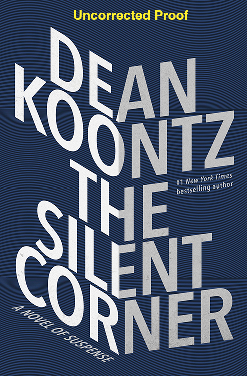 Friday Reads: The Silent Corner by Dean Koontz
