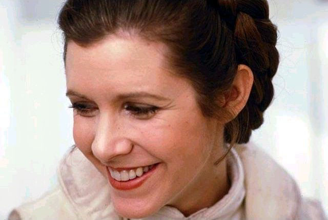 Friday Video: A Tribute To CarrieFisher