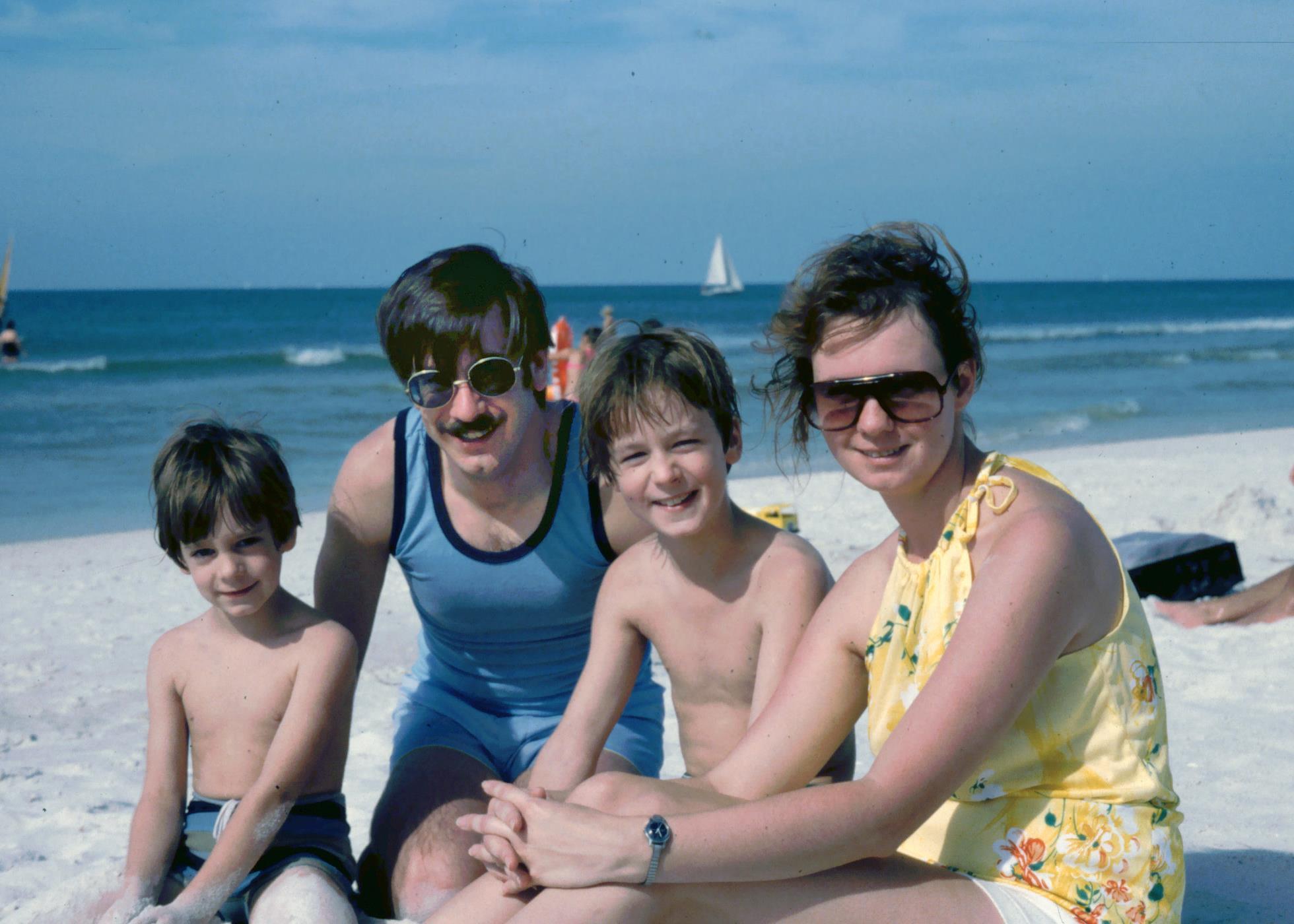 Throwback Thursday: Nearly 40 years ago