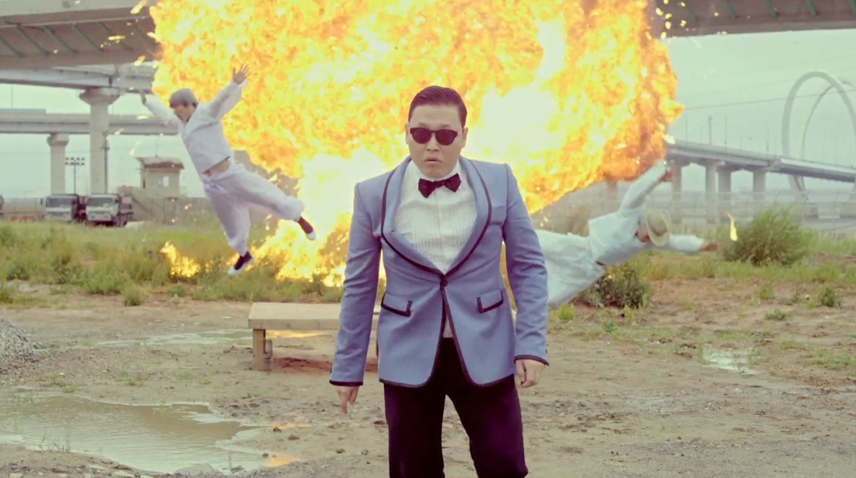 Throwback Thursday: Gangnam Style