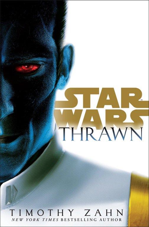 Friday Reads: Star Wars: Thrawn by TimothyZahn