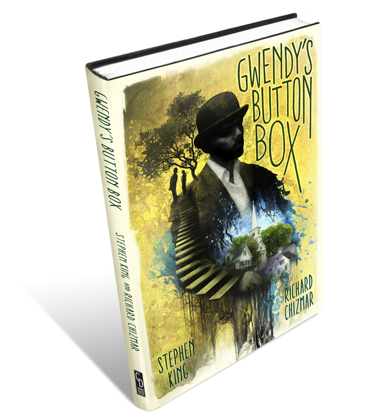 Friday Reads: Gwendy's Button Box by Stephen King & Richard Chizmar